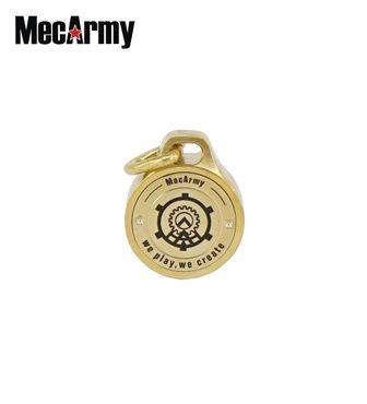 MecArmy CMP-B Kompass mit Kette aus Messing – Bild 9