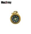 MecArmy CMP-B Kompass mit Kette aus Messing