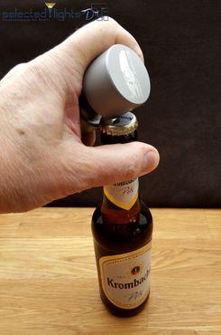 Titan Bottle Opener TiBoOp ohne Gravur - einer der edelsten Flaschenöffner – Bild 9