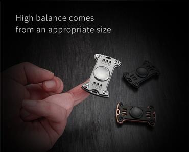 MecArmy GP1 Spinner aus hochwertigem Material - titanium sandblasted – Bild 5