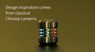 MecArmy FFX-Epsilon Kupferperle für DIY Bracelets oder Lanyards -.Sonderpreis – Bild 6