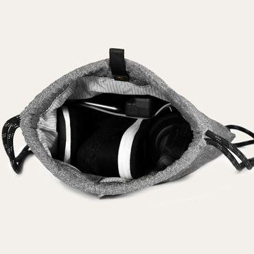 loctote flak sack Sport II - die schnittfeste Diebstahl Schutz Tasche mit Schloss – Bild 5