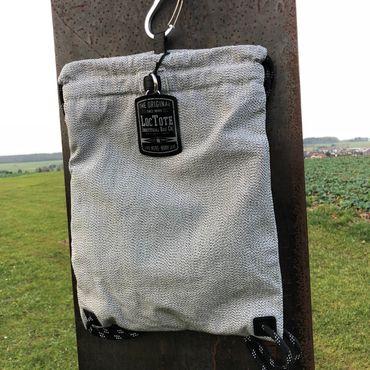 loctote flak sack Sport II - die schnittfeste Diebstahl Schutz Tasche mit Schloss – Bild 11