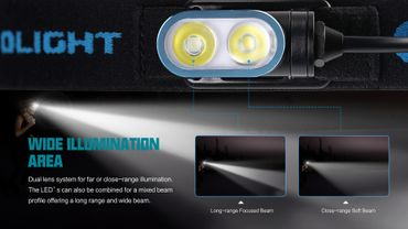 Olight HS2 400 Lumen die optimale Lauflampe – Bild 3