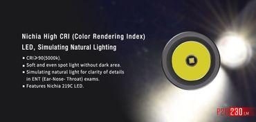 Klarus P20 Stiftlampe Penlight mit 220 Lumen  – Bild 9