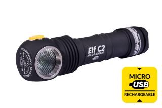 Armytek Elf C2 CW mit 1050 Lumen mit einem XP-L LED per Micro-USB ladbar – Bild 5