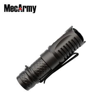 MecArmy FM16 wiederaufladbar 760 Lumen - für 16340 / 18350 Akku – Bild 6