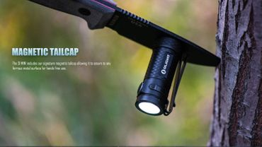 Olight S1 Mini mit 600 Lumen CW - EDC Light – Bild 7