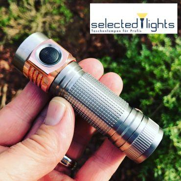 selected-lights EMISAR D4TI RAW - Nichia 219CT 90CRI, 5000K – Bild 1