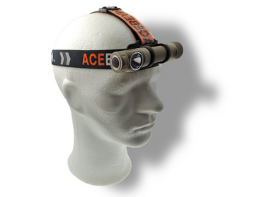 AceBeam H15 - 6500K mit XH-P70.2 NW LED 2500 Lumen – Bild 4
