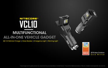Nitecore VCL10 - das ALL in ONE Gadget – Bild 1
