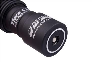 Armytek Tiara C1 Pro XP-L Magnet USB (cold White) + 18350 Li-Ion – Bild 6