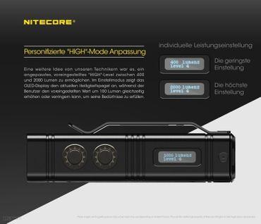 Nitecore TM10K mit 10.000 Lumen – Bild 10