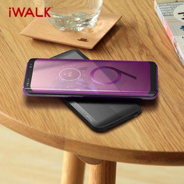 iWalk Scorpion Air 8000mAh portables Ladegerät QI, Lightning USB-C – Bild 6