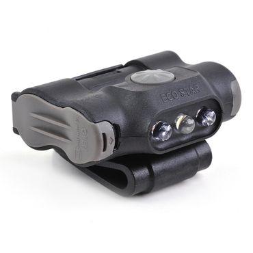 Nextorch UL12 - LED- Cliplampe mit Warnlicht blau/rot und weißem Licht für Kappen, Molle, Rucksäcke, Koppel, Gürtel – Bild 1