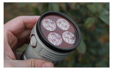 selected-lights Noctigon Meteor M43 V3 1A 12x XP-l Hi CW 6500K 8350 Lumen – Bild 3