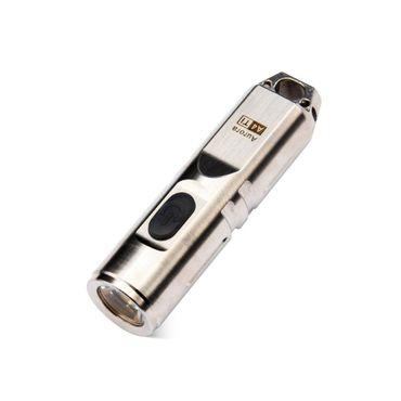 selected-lights Rovyvon Aurora A4 Mini USB Titan aufladbare Schlüsselbundlampe – Bild 1