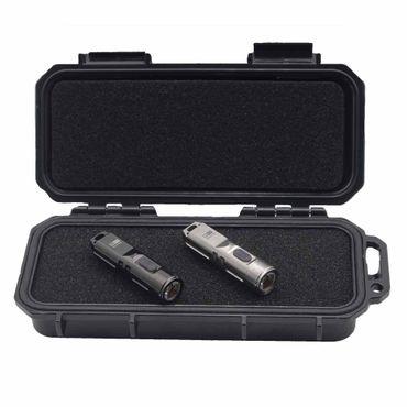 selected-lights Rovyvon Aurora A4 Mini USB Titan aufladbare Schlüsselbundlampe – Bild 4