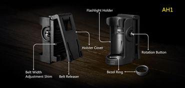 Klarus AH1 taktisches Kunststoffholster XT11GT XT11S, XT2CR – Bild 2