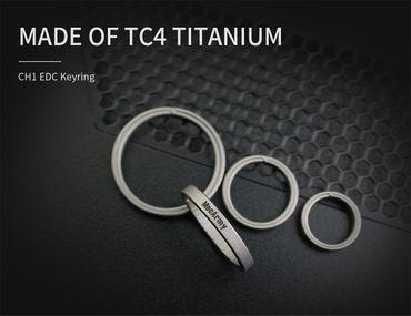 MecArmy CH1 EDC Titan Ringe 2 Stück – Bild 6