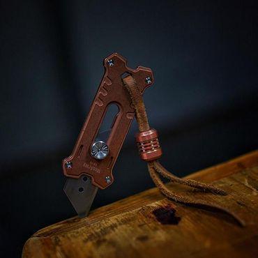 MecArmy EK16 Copper EDC Utility Knive – Bild 5