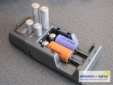 UltraFire Ladegerät Wf-139 18650er  3,7 V Li-Ionen Akku – Bild 2
