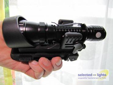 ESP LHU-14-34 Universelles drehbares Kunststoffholster – Bild 5