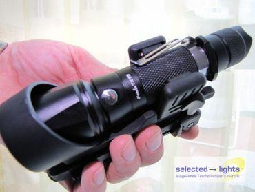 ESP LHU-14-34 Universelles drehbares Kunststoffholster – Bild 6
