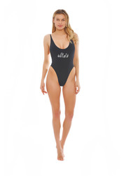 ID SWIMSUIT BLACK