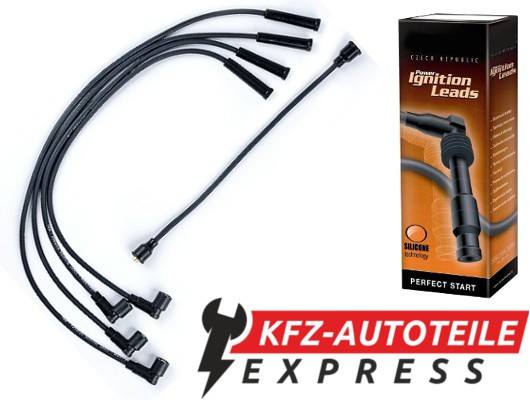 KFZ-Autoteile Express Ignition lead cable set Standard T481B, 1 set, 5 pieces for Mazda