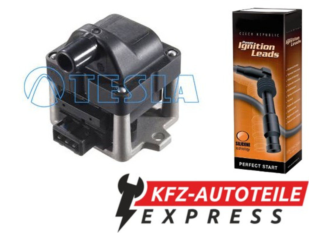 KFZ-Autoteile Express Ignition coil Ignition module CL001 for Audi Seat Skoda VW