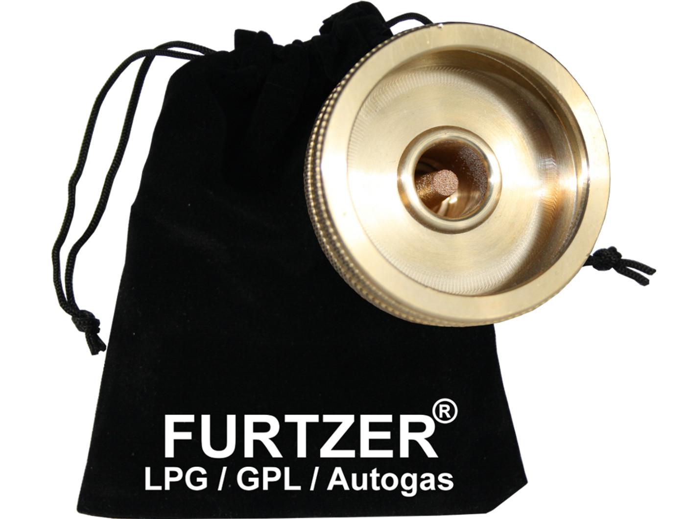 Furtzer/® LPG GPL Autogas Filter 14 mm 1 St/ück Gasfilter 14 mm