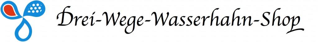 Drei Wege Wasserhahn