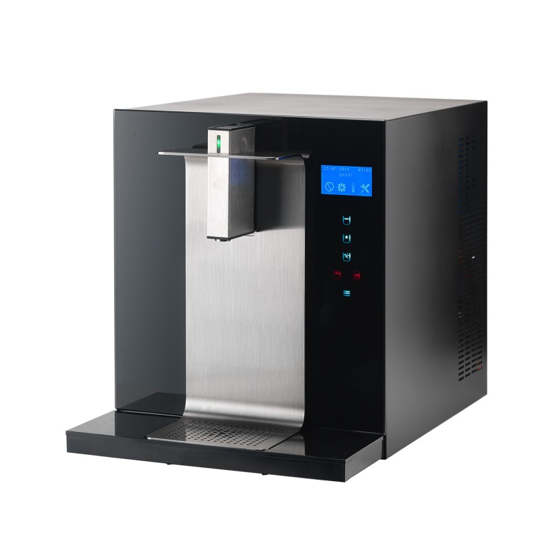 Auftisch-Trinkwasseranlage HI-CLASS TOP für stilles, gekühltes und Sprudelwasser
