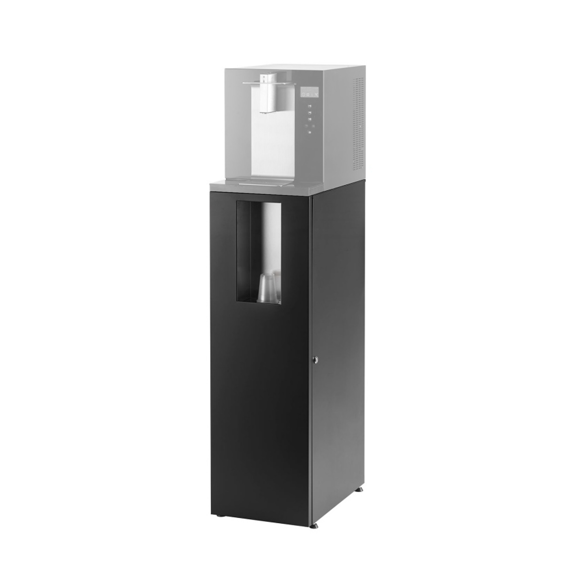 Unterschrank CABINET für Auftisch-Trinkwasseranlage HI-CLASS TOP