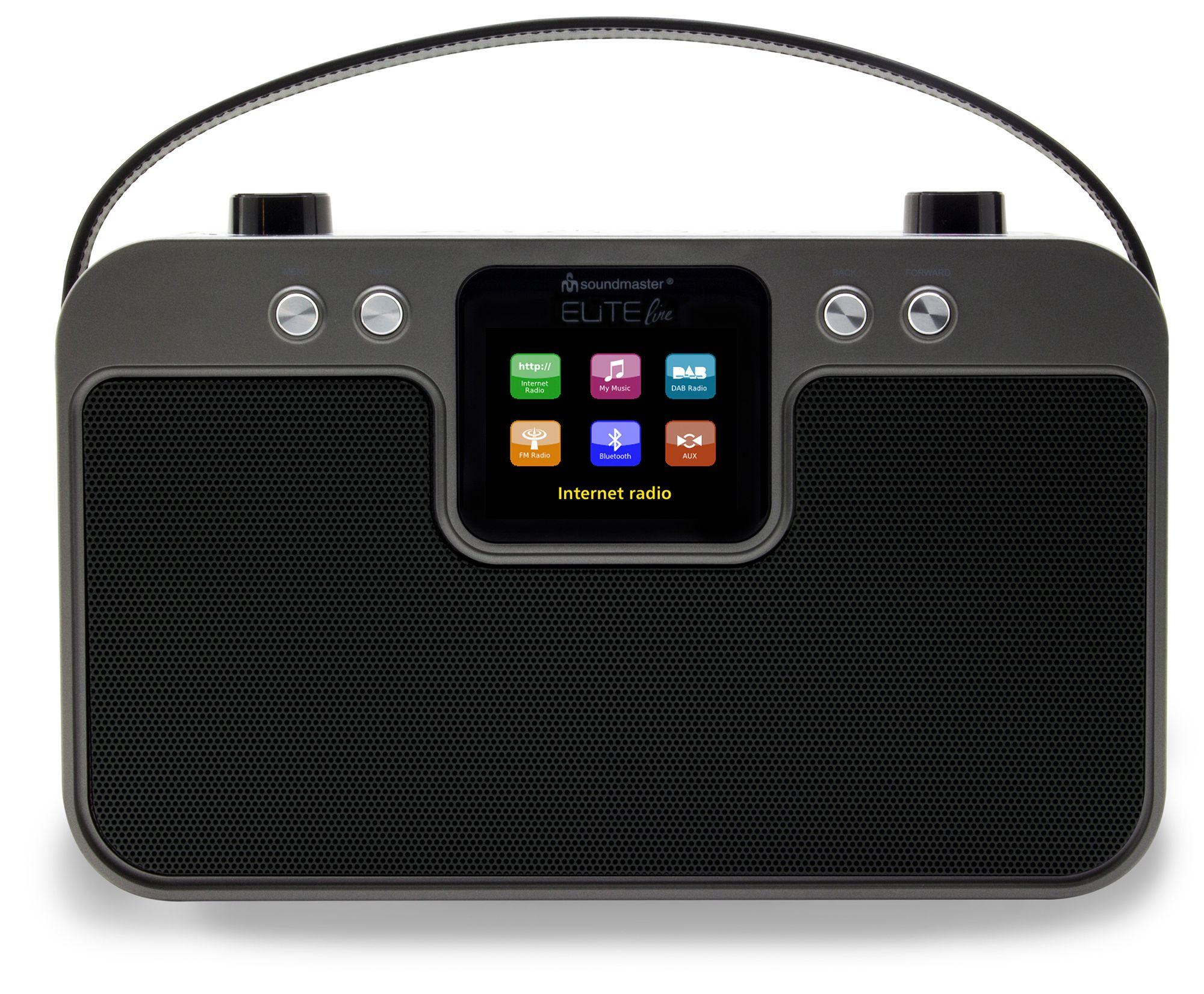 IR4400SW Bluetooth / DAB / Internet Internet
