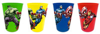 Marvel Avengers Trinkbecher 4er Set 001