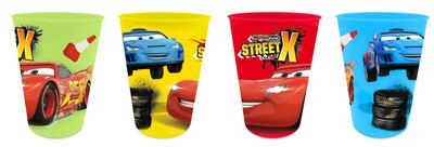 Disney Cars Trinkbecher 4er Set