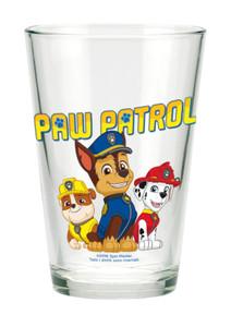 Paw Patrol Gläser 3er SET Chase Marshall & Rubble
