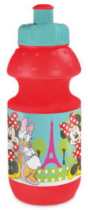 Disney Minnie Mouse Trinkflasche 400 ml