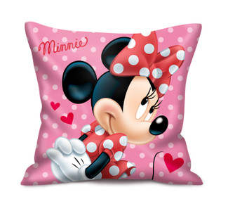Disney Minnie Mouse Kissen Pink