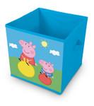 Peppa Wutz Pig Faltbox Aufbewahrungsbox 001