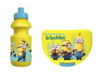 Minions Brotdose + Trinkflasche 001