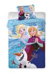 Frozen - Die Eiskönigin Bettwäsche 140 x 200 cm 001