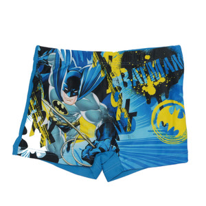 Batman Kinder Badehose Blau