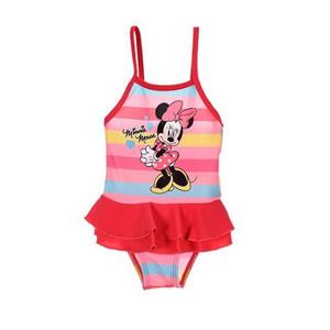Minnie Mouse Baby Badeanzug Pink