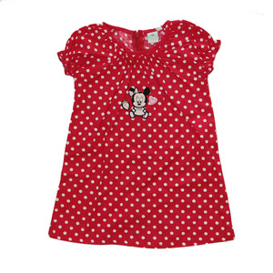 Disney Minnie Mouse Baby Sommerkleid Rot