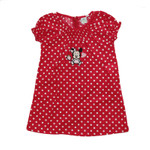 Disney Minnie Mouse Baby Sommerkleid Rot 001
