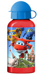 Super Wings Trinkflasche Aluminium 400 ml 001