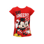 Disney Minnie Mouse T-Shirt Rot 001